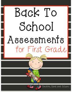 This product includes ELA and Math assessments that are great to use at the beginning of the school year to assess your new student's levels!