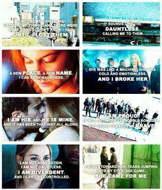#DivergentQuotes