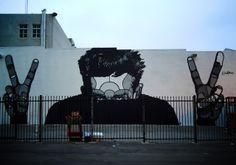 Street Artists: DAVID FLORES