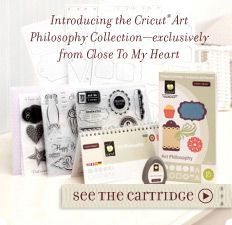 Oooh! Our new Cricut cartridge with over 700 images including a font, 3-D flowers, boxes, cards, and so much more! Jumping up and down!!