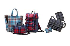 """Head Porter Presents Limited Edition """"Lesson"""" Series: Japanese accessories label Head Porter has unveiled its new """"Lesson"""" limited edition luggage Clothes Horse, Presents, Backpacks, Bags, Accessories, Totes, Label, Japanese, Fashion"""