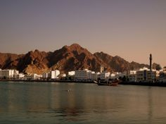 Oman | Muttrah Corniche, Muscat. credit: calflier001. view on Fb https://www.facebook.com/SinbadsOmanPocketGuide  #Oman #Travel #TravelToOman #MyOman