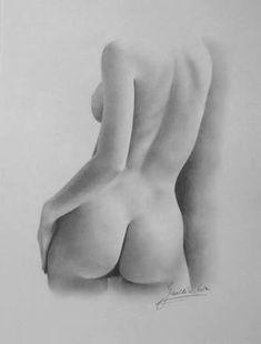 naked woman drawing ile ilgili görsel sonucu