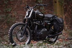 'Foxtrot' Triumph Bonneville –Anvil Motociclette.   For a number of decades the AMA Grand National Championship was dominated by Americans riding American machinery from the big two; Harley Davidson and Indian. That was until the late '60s when in the space of four years the likes of Gary Nixon and Gene Romero led the charge for British manufacturer Triumph to take out three...