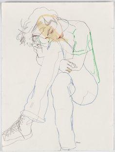 Art Crush: Howard Tangye » Art Wednesday