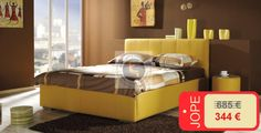 Construction: bed with upholstered headboard with container for bedding. Appendix: the bed is made only in versions with storage space for bedding. Beds pass on to our customers with a complete, therefore, mattresses and bed frames are included.  Manufacturing dimensions  in cm: 140 x 200, 160 x 200, 180 x 200th  Prices are per set bed.