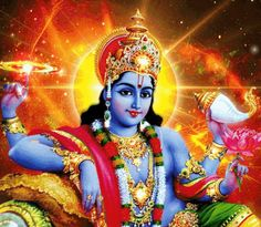 ☀ SHRI VISHNU SUPERSOUL ॐ ☀
