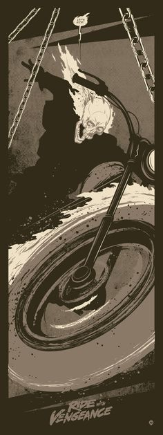 Ghost Rider - David Moscati