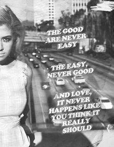 Top 30 love quotes with pictures. Inspirational quotes about love which might inspire you on relationship. Cute love quotes for him/her Marina And The Diamonds, Words Quotes, Wise Words, Me Quotes, Sayings, Great Quotes, Quotes To Live By, Inspirational Quotes, Pretty Words