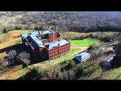 Breathtaking Drone Footage of Historic St. Francis School -- Powhatan, V...