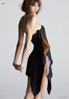 i-D Magazine | Editorial de Moda Primavera 2013 | Karlie Kloss por Matt Jones. #Dior