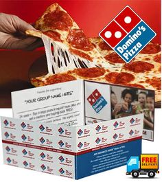 Pizza Card Fundraising