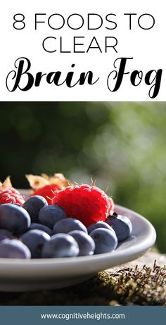 8 Foods to Help Beat Brain Fog - Cognitive Heights - 8 Foods to Help Beat Brain Fog – Cognitive Heights The Effective Pictures We Offer You About heal - Brain Boosting Foods, Foods For Brain Health, Brain Nutrition, Healthy Brain, Healthy Mind, Brain Food Memory, Food For Memory, Brain Food Snacks, Good Brain Food