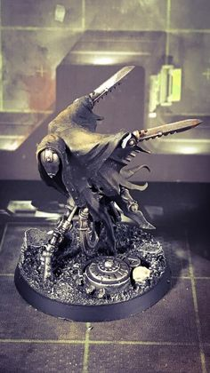 The Exanimate – War on the Tabletop Warhammer 40k Necrons, Warhammer 40k Figures, Warhammer Models, Warhammer 40k Miniatures, Warhammer Fantasy, Minis, Fantasy Miniatures, Mini Paintings, Tabletop Games