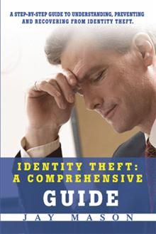 Identity Theft: A Comprehensive Guide, enables readers to understand, prevent and recover from the crime of identity theft. Included in the book are chapters on how to safeguard your computer, how to avoid scams, 40 ways to prevent identity theft, 20 things to do if you are a victim of identity theft, how to order your free credit report and FACTA. Thorough information is provided on the latest identity theft insurance and what to avoid in purchasing this type of protection.