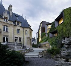 Regional Chamber of Commerce and Industry by Chartier-Corbasson Architects Amiens,France