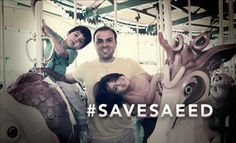 Leaders in Brazil Pray for Pastor Saeed -- Over 10,000 Pastors and leaders in Brazil for Pastor Saeed Abedini's release