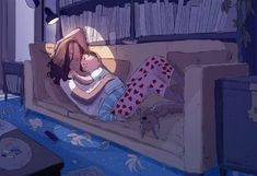 French-American artist Pascal Campion captures everyday moments of love, often featuring his family. Mother Daughter Art, Mother Art, Family Illustration, Illustration Art, Pascal Campion, Daylight Savings Time, Mothers Love, Love Art, Cute Drawings