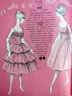 1959 Mademoiselle magazine