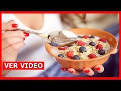 Desayuno y Cena Que CHUPA LA GRASA de tu PANZA Casi al Instante. PREPARALO ASÍ! - YouTube