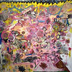 Jeff Parrott, Jeff Parrott, Jeff Parrott, Artist, Painting, Painter, Psyexpression, Psyexpressionism