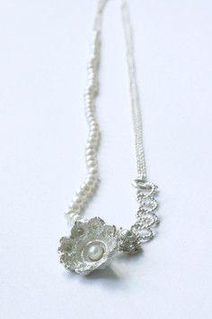 Zeeuws collar silver