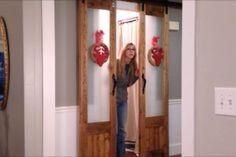 Sliding Barn Doors--The Sequel