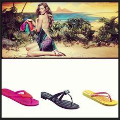 Gisele Bundchen'in tercihi, yaz kombinlerinizin bir parcasi olan suya dayanikli terlik ve sandaletler Markafoni'de! #summer #markafoni #fashion #giselebundchen #celebrity #giselebundchen http://www.markafoni.com/product/ipanema-grendha-rider-0/all/