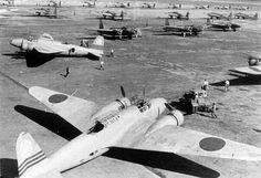Mitsubishi Ki-21 'Sallies'