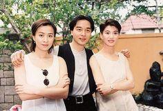 GorGor with Carina Lau and Anita Yuen - 金枝玉葉