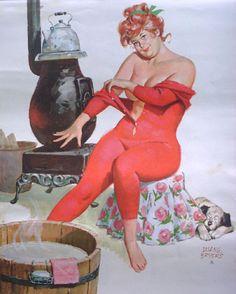 Duane Bryers - Hilda