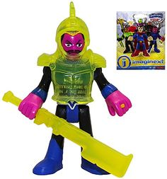 Sinestro Blind Bag Fisher Price Imaginext DC Super Friend...