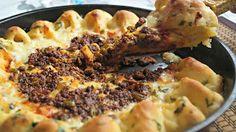 yum ! cheesy bite pizza