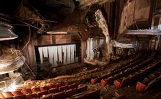 more abandoned theaters