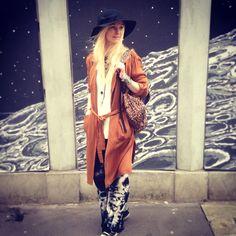 #tieanddye #boho #instamode #bohogirl #moon #blondgirl #wild #asos #look #style #forever21 #hippie #mode #streetart