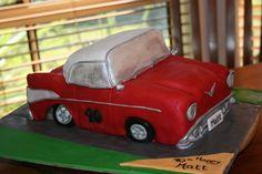 Car barbs-cakes