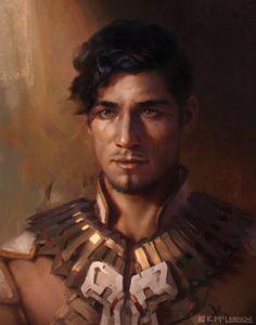 Avad, the Sun King