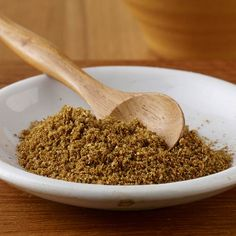 A Shawarma Spice Blend is versatile and compliments a variety of flavors. The mixture of cumin, ginger, cinnamon, allspice and more bring out a Middle Eastern flavor to perfectly top meats or sweet treats.