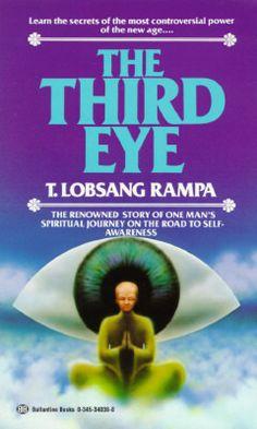 The Third Eye - T. Lobsang Rampa - Book