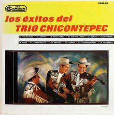 Trío Chicontepec - Los Éxitos Del Trio Chicontepec (Vinyl, LP) at Discogs