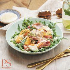 Wedge Salad Recipes, Shrimp Salad Recipes, Marinated Grilled Vegetables, Salad Recipes Healthy Vegetarian, Broccoli Slaw Recipes, Creamy Salad Dressing, Greek Salad Pasta, Mozzarella, Easy Meals