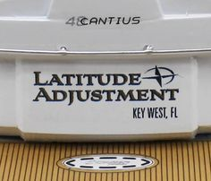 Love the name of this boat!