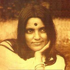 """only actions that kindle man's divine nature are worthy of the name of actions"". Anandamayi Ma"
