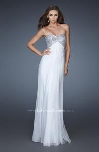 PROM DRESSES   La Femme Fashion 2013 - La Femme Prom Dresses - Dancing with the Stars