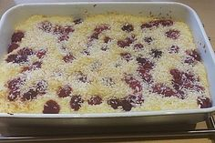Sweet semolina casserole from _stefanie_ Swiss Recipes, Mince Recipes, Recipes From Heaven, Something Sweet, Polish Recipes, Macaroni And Cheese, Bakery, Food Porn, Food And Drink