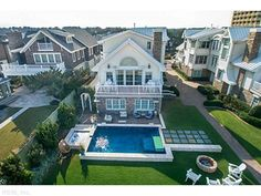 Beautiful oceanside escape with pool.  Offered by Berkshire Hathaway HS.