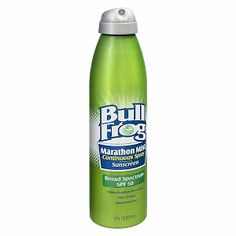 I'm learning all about Bull Frog Marathon Mist at @Influenster!