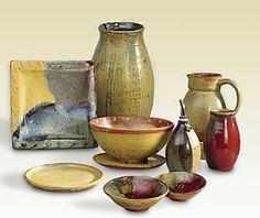 """Alain Briffa Il s'agit d'objets, de créations personnelles concus avec une argile appelée """"Grès"""", cuite à haute température. Des effets ..."""