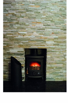 Feature Wall - Thin Stone Cladding - Stone Colour