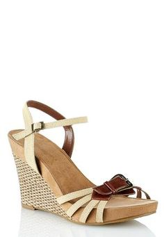 cef4d4b089ee Cato Fashions Ankle Strap Canvas Rope Wedges  CatoFashions Ashley Hall  store 953 east Spartanburg sc